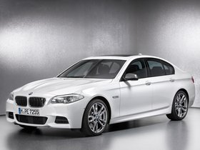Ver foto 6 de BMW Serie 5 M550d xDrive 2012