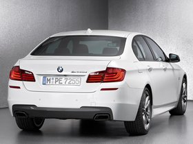 Ver foto 5 de BMW Serie 5 M550d xDrive 2012