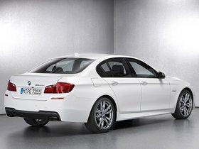 Ver foto 4 de BMW Serie 5 M550d xDrive 2012