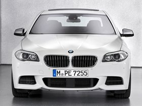 Ver foto 3 de BMW Serie 5 M550d xDrive 2012
