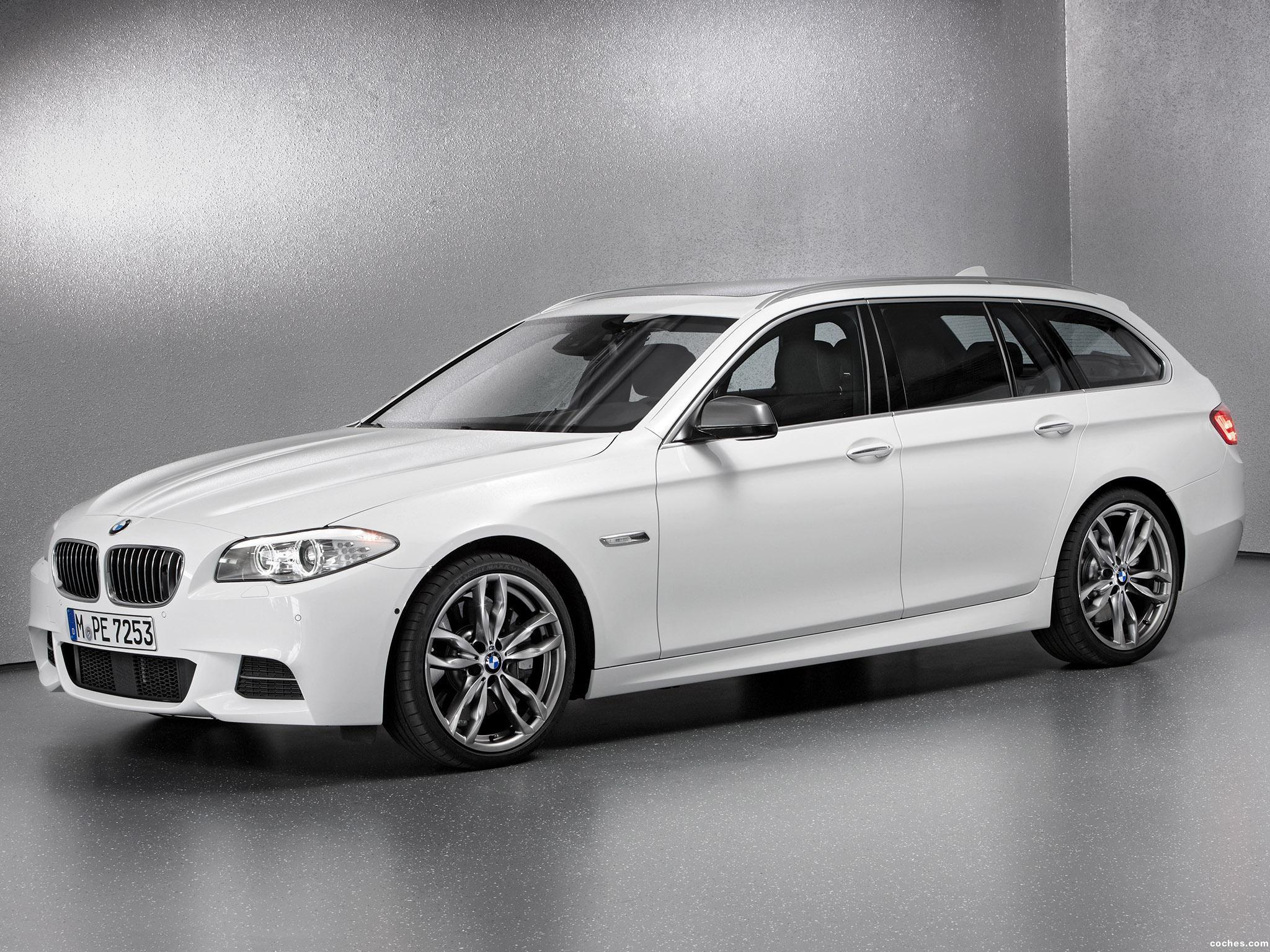 fotos de bmw serie 5 m550d xdrive touring 2012. Black Bedroom Furniture Sets. Home Design Ideas