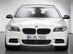 Ver foto 4 de BMW Serie 5 M550d xDrive Touring 2012