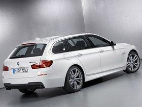 Ver foto 3 de BMW Serie 5 M550d xDrive Touring 2012