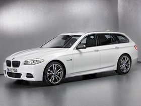Fotos de BMW Serie 5 M550d xDrive Touring 2012