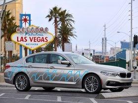 Ver foto 1 de BMW Serie 5 Personal Copilot Autonomous Prototype 2017