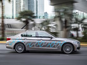 Ver foto 7 de BMW Serie 5 Personal Copilot Autonomous Prototype 2017