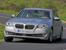 Ver foto 36 de BMW 5-Series Sedan 530d 2010