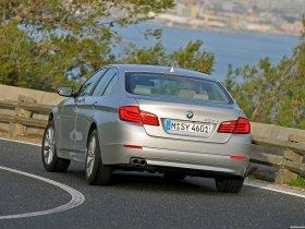 Ver foto 35 de BMW 5-Series Sedan 530d 2010