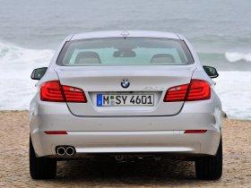 Ver foto 34 de BMW 5-Series Sedan 530d 2010