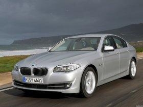 Ver foto 29 de BMW 5-Series Sedan 530d 2010