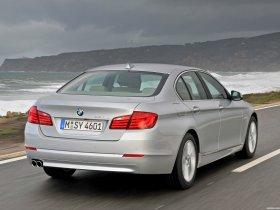 Ver foto 28 de BMW 5-Series Sedan 530d 2010