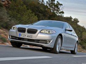 Ver foto 25 de BMW 5-Series Sedan 530d 2010