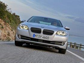 Ver foto 24 de BMW 5-Series Sedan 530d 2010