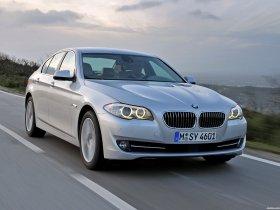 Ver foto 22 de BMW 5-Series Sedan 530d 2010