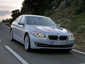 Ver foto 21 de BMW 5-Series Sedan 530d 2010