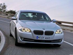 Ver foto 20 de BMW 5-Series Sedan 530d 2010