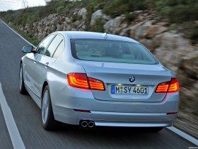 Ver foto 18 de BMW 5-Series Sedan 530d 2010