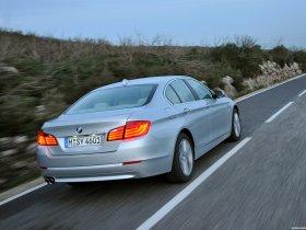 Ver foto 17 de BMW 5-Series Sedan 530d 2010