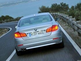 Ver foto 16 de BMW 5-Series Sedan 530d 2010