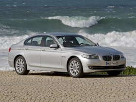 Ver foto 14 de BMW 5-Series Sedan 530d 2010