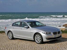 Ver foto 12 de BMW 5-Series Sedan 530d 2010