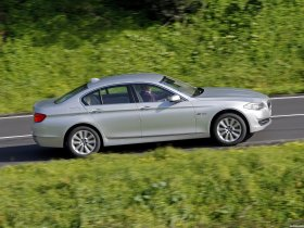 Ver foto 43 de BMW 5-Series Sedan 530d 2010