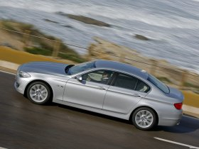 Ver foto 41 de BMW 5-Series Sedan 530d 2010