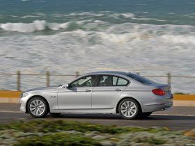 Ver foto 40 de BMW 5-Series Sedan 530d 2010