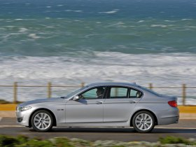 Ver foto 39 de BMW 5-Series Sedan 530d 2010