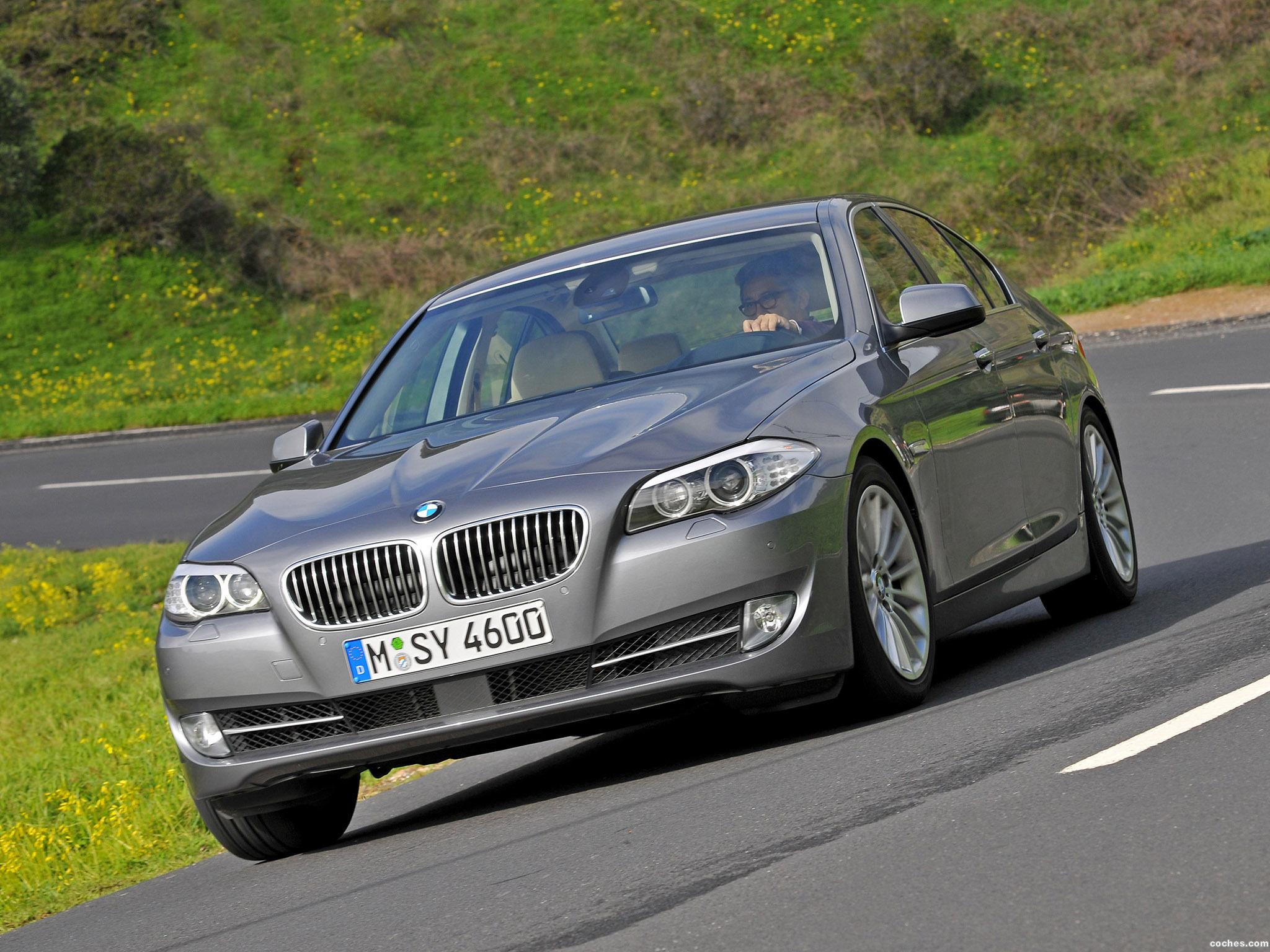 Foto 0 de BMW 5-Series Sedan 535i 2010