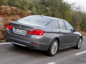 Ver foto 44 de BMW 5-Series Sedan 535i 2010