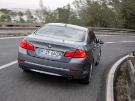 Ver foto 42 de BMW 5-Series Sedan 535i 2010