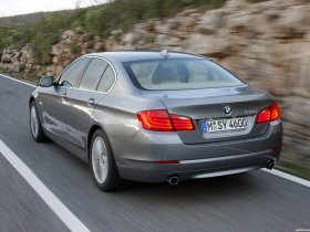 Ver foto 41 de BMW 5-Series Sedan 535i 2010