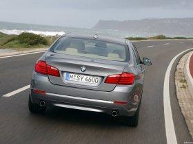 Ver foto 40 de BMW 5-Series Sedan 535i 2010