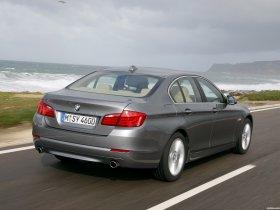 Ver foto 39 de BMW 5-Series Sedan 535i 2010
