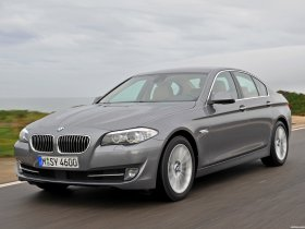Ver foto 36 de BMW 5-Series Sedan 535i 2010