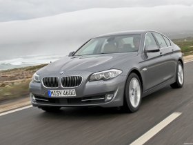 Ver foto 33 de BMW 5-Series Sedan 535i 2010