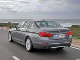 Ver foto 32 de BMW 5-Series Sedan 535i 2010