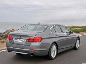 Ver foto 30 de BMW 5-Series Sedan 535i 2010