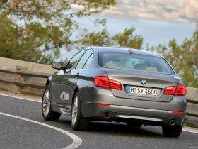 Ver foto 29 de BMW 5-Series Sedan 535i 2010