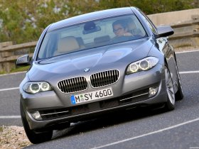 Ver foto 28 de BMW 5-Series Sedan 535i 2010