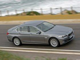 Ver foto 25 de BMW 5-Series Sedan 535i 2010