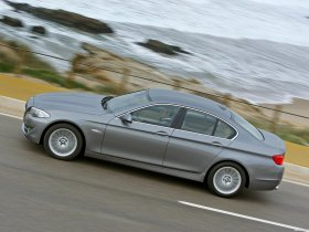 Ver foto 20 de BMW 5-Series Sedan 535i 2010