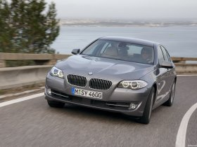 Ver foto 49 de BMW 5-Series Sedan 535i 2010