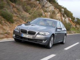 Ver foto 47 de BMW 5-Series Sedan 535i 2010
