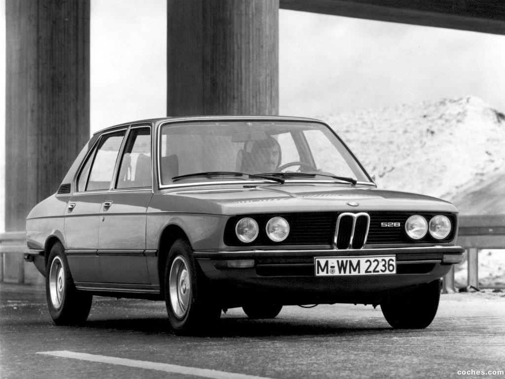 Foto 2 de BMW 5-Series Sedan E12 1972