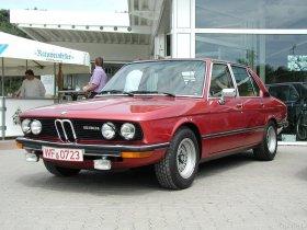Ver foto 2 de BMW 5-Series Sedan E12 1972