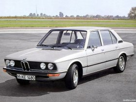 Fotos de BMW 5-Series Sedan E12 1972