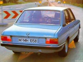 Ver foto 10 de BMW 5-Series Sedan E12 1972