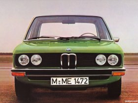 Ver foto 9 de BMW 5-Series Sedan E12 1972